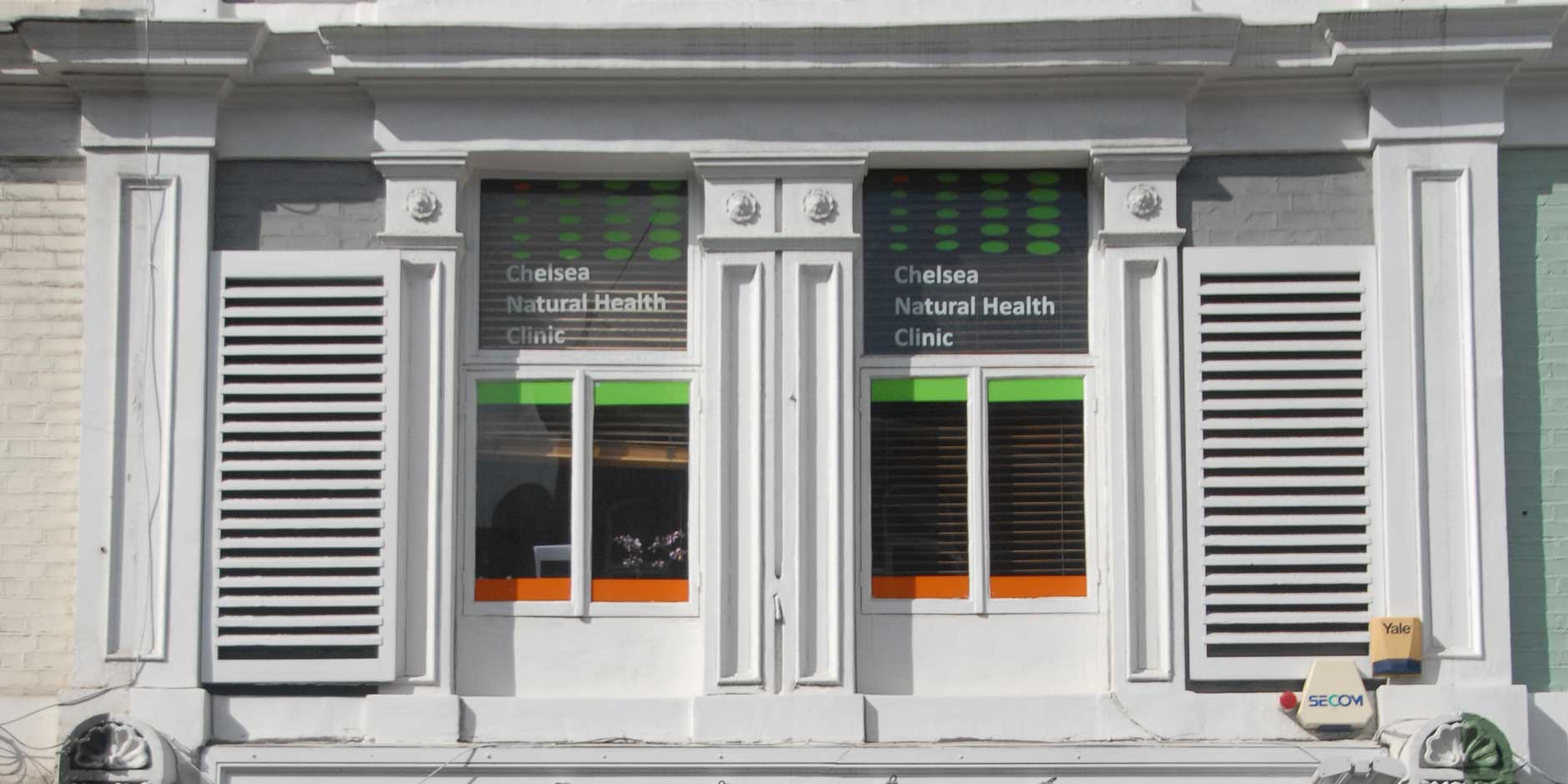 The clinic at Chelsea Natural Health chelsea natural health london fulham road sw10