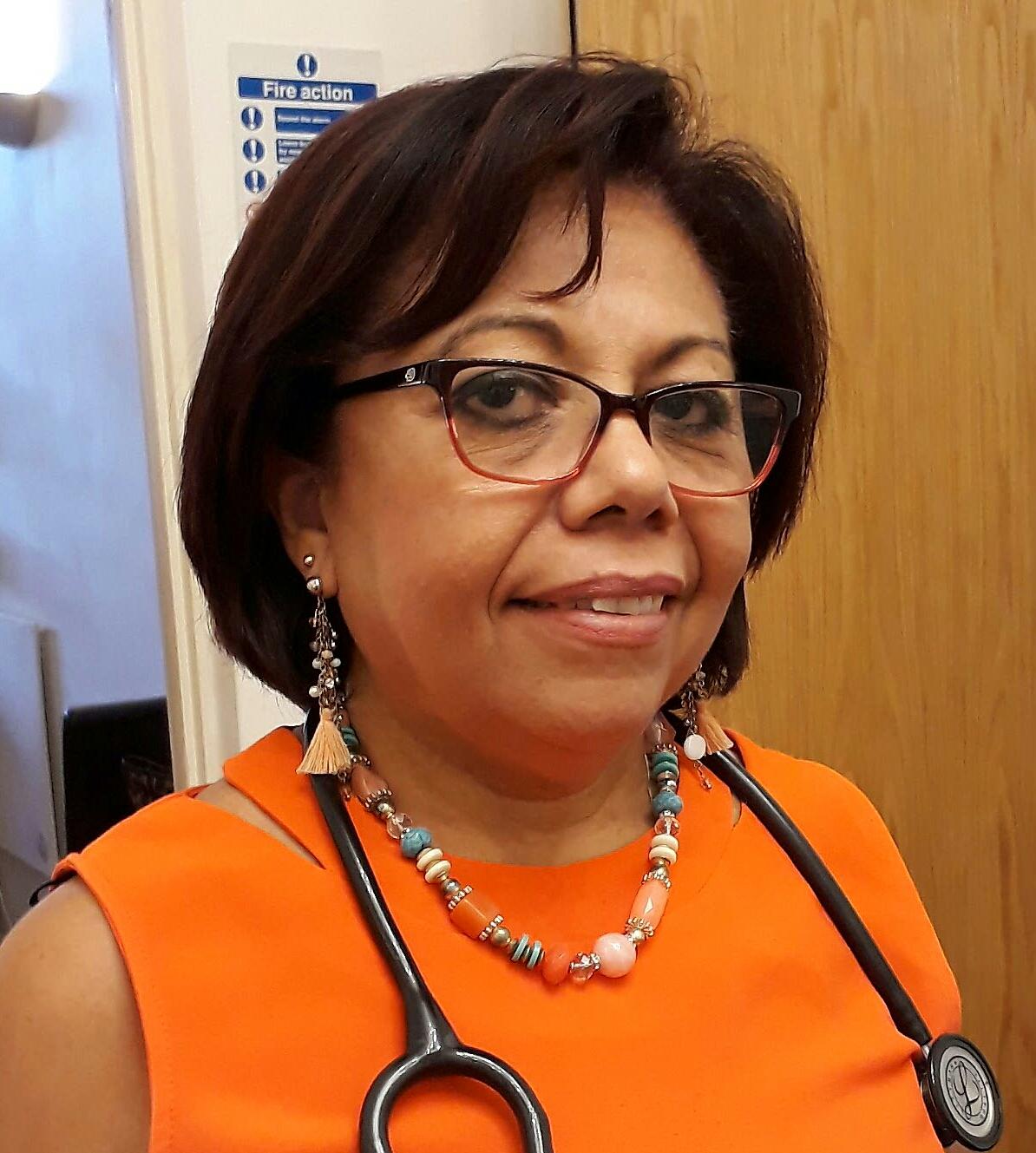 Dr Janeth Romero de Martinez