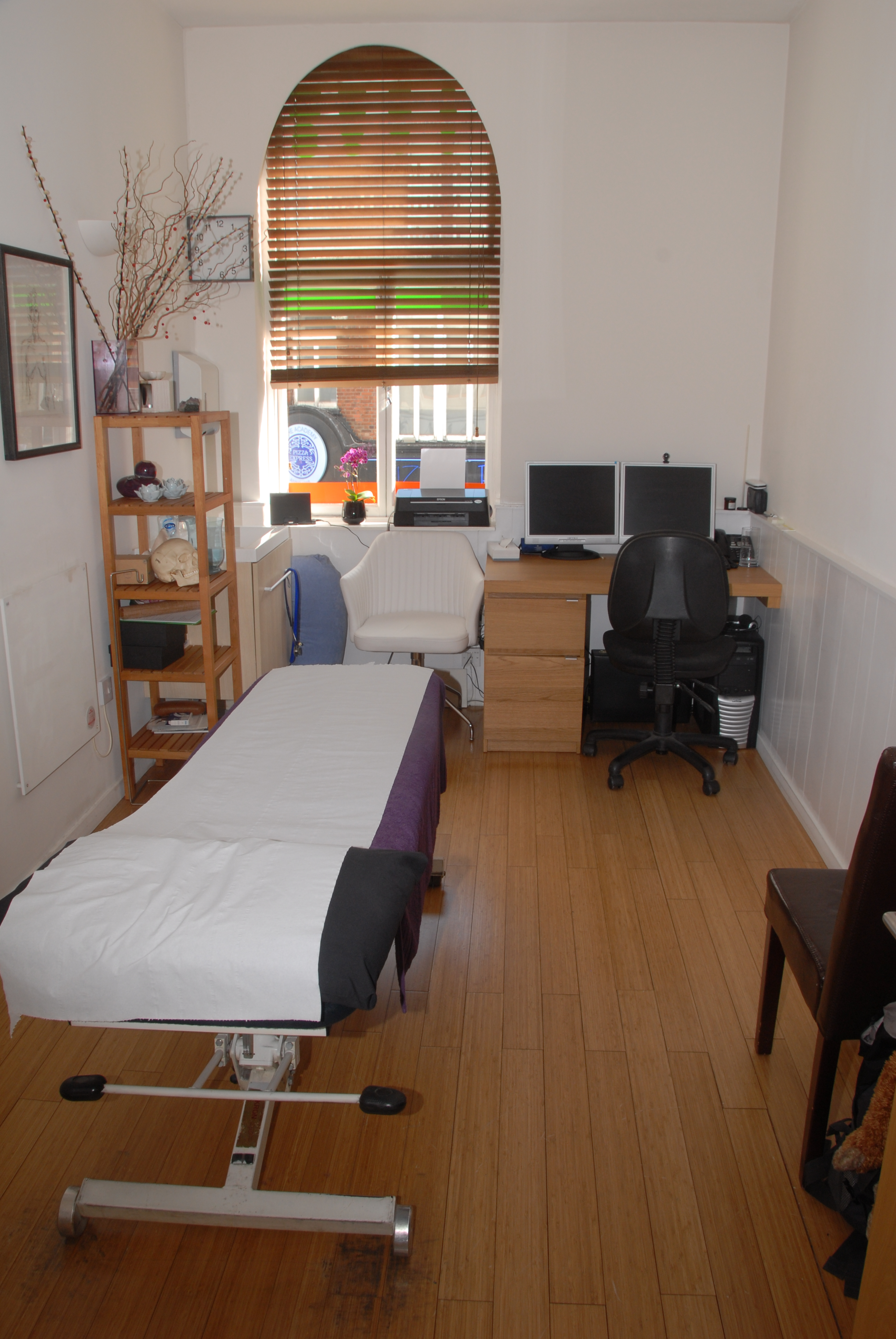 London Clinic Consulting Rooms