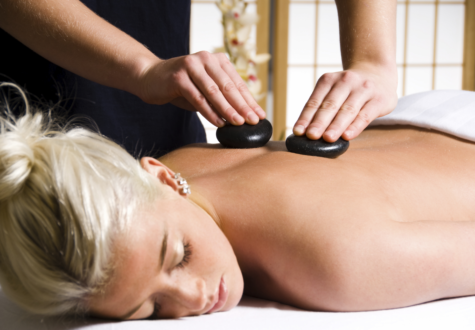 How to make hot stones for massage-7809